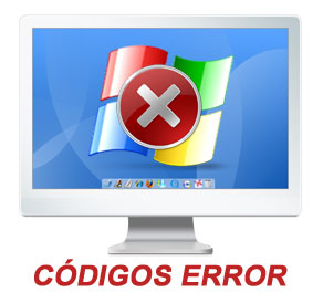 Tabla de Errores de Windows
