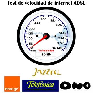 Mejora tu velocidad en tu conexión ADSL