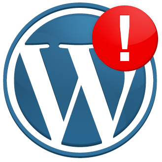 Warning: Ha sucedido un error inesperado wordpress
